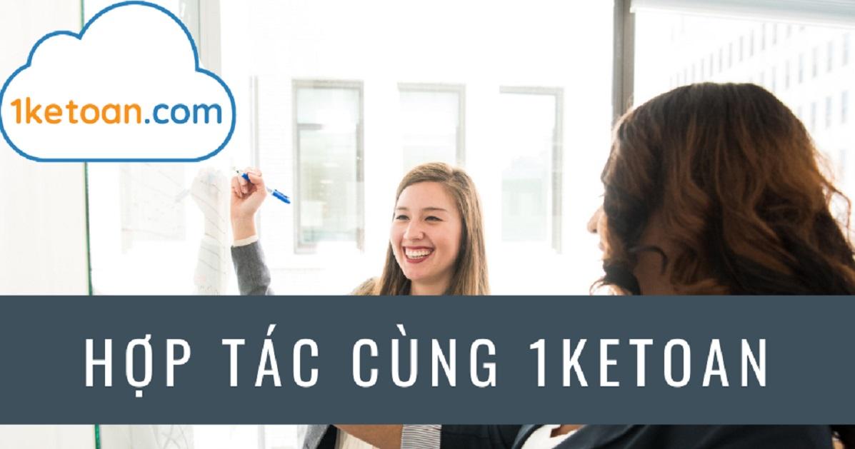 Lợi thế khi hợp tác cùng 1ketoan.com để cung cấp dịch vụ kế toán cho doanh nghiệp