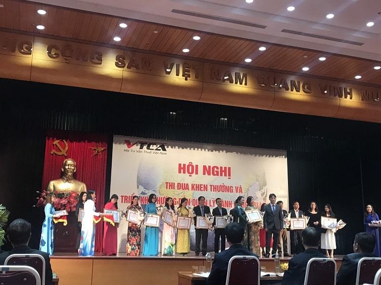 Hội Nghị Tổng Kết của Hội Tư vấn Thuế Việt Nam