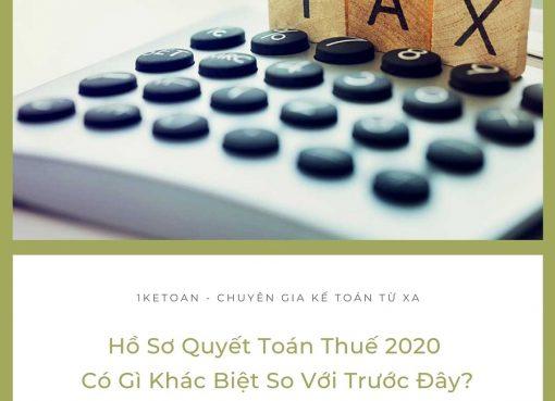 Sự thay đổi của quyết toán thuế năm 2002